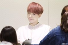 BTS @ 2015 Fansigning - 3rd mini album 화양연화 pt.1 - 150509 - Gwanghwamun  (Ferrum Tower-Ferrum Hall)