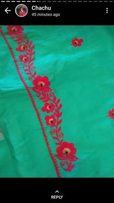 Embroidery Suits Punjabi, Embroidery Suits Design, Hand Embroidery Designs, Punjabi Suits, Salwar Suits, Salwar Suit Neck Designs, Arabian Beauty Women, New Mehndi Designs, Bridal Bangles