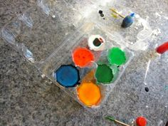 How to Make Homemade Watercolor Paints with Kids