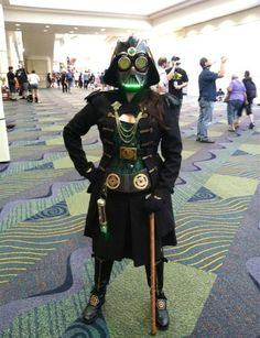 De sublimes cosplays en mode steampunk - The Brainwasher - Gameblog.fr