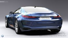 BMW 8 Series Design Study images 1 750x422 photo