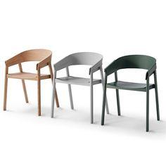 Cover Chair fra Muuto i 5 farver