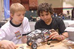 Science Cafe: Robotics and Software Coding with Simrobotics Orlando, Florida  #Kids #Events