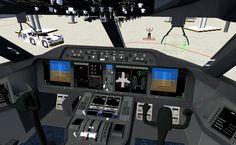 FlightGear Flight Simulator PC Games Gameplay