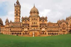 is the nice tourist city in Gujarat state. This city has numerous sightseeing places which attract tourist. Some are like: Laxmi Vilas Palace Kirti Mandir Sayaji Bagh and so on. Archaeological Survey Of India, Amazing India, Asia, Indian Architecture, Historical Monuments, Tourist Places, India Travel, India Trip, Buckingham Palace
