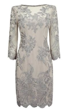 Karen Millen Lace and Embroidery Dress : Dresses