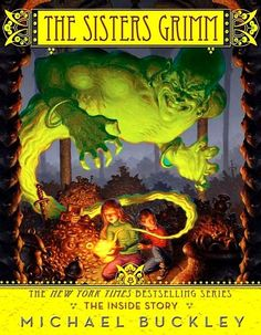Sabrina, Daphne, and Puck, stuck in the Book of Everafter, set out to save their baby brother and are confronted by the book's guardian, who threatens them if they do not stick to their stories.
