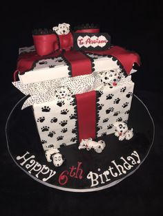 101 Dalmatians  on Cake Central