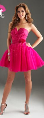 Red Sequin Prom Dress Maggie Sottero
