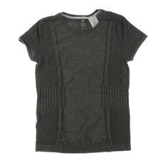 Adidas Womens Wool Short Sleeve T-Shirt