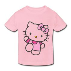 Pinterest the world s catalog of ideas for Hello kitty t shirt design