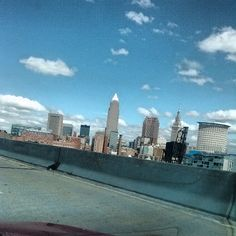 City of Cleveland w Ohio