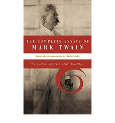 short stories essays mark twain