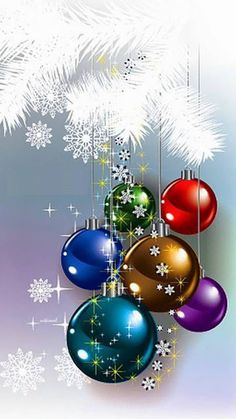 Looking for for inspiration for christmas background?Navigate here for cool Xmas inspiration.May the season bring you peace. Christmas Scenes, Christmas Balls, Christmas Wishes, Christmas Art, Christmas Greetings, Winter Christmas, Christmas Decorations, Christmas Quotes, Beautiful Christmas