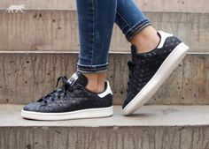 adidas Stan Smith W (Core Black / Core Black / Core White)