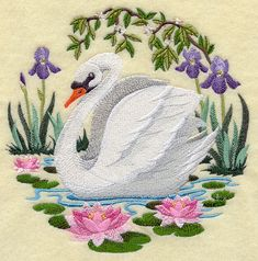Machine Embroidery Designs at Embroidery Library! - Color Change - H5471