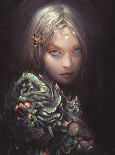 Alysse by vuogle.deviantart.com on @DeviantArt
