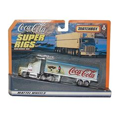 Matchbox Diecast Super Rigs Long Hauler Coca-Cola Bears 1...