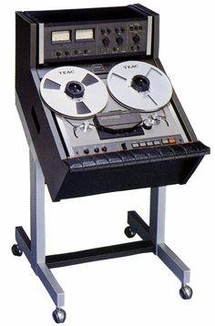 Magnétophone TEAC A-6700DX - 1978 - www.remix-numerisation.fr - Rendez vos…