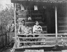Cherokee family