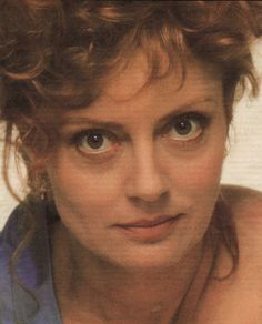 Susan Sarandon • Drilled Jumbo Stone Earring • Brevard