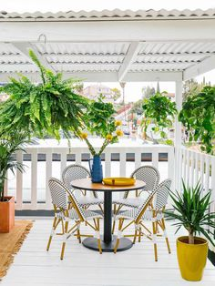 How I Created My Outdoor Oasis With eBay — OLD BRAND NEW