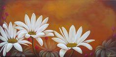 Séminaire Hélène Bisson - Pensée d'automne - COMPLET – Heyevent.com Decoupage, Daisy, Rose, Plants, Paintings, Tv, Yellow Daisies, Flowers, Painting On Wood