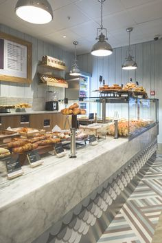 The Cornish Bakery by the interior design team at Absolute www.weareabsoluteuk.com