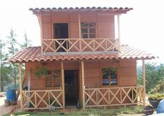 Casas 2 niveles | AMERICAN HOME PREFABRICADAS