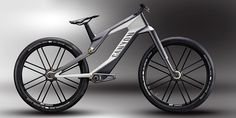the canyon orbiter is a fully electronic bike concept, combining elements from existing models to create a perfect ride for urban downhill biking.\n\n