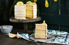Citromos fehércsokis torta