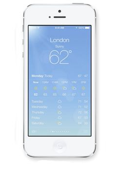 Introducing iOS 7: The Bright, Shiny Future Of Apple #Refinery29