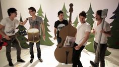 MUSIC VIDEO: BTS Deck The Halls (Tenth Ave North)