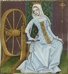 7r - Fortune -- BNF, Manuscrits, français 143