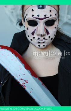 Friday the 13th | Alexys F.'s (madeulookbylex) Photo | Beautylish