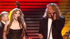Robert Plant & Alison Krauss - Rich Woman/Gone, Gone, Gone/Done Moved On (Grammys 2012), via YouTube.