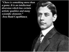 Jose Raul Capablanca #chess