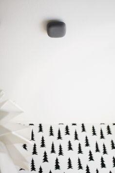 Design Smoke Detector KUPU by Jalo Helsinki