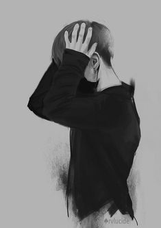 All this pain is just too much. Help me, I can't escape this he'll on my own. I need you, my dear love, save me! Manga Art, Manga Anime, Anime Art, Cover Wattpad, Boy Illustration, Kpop Drawings, Fanarts Anime, Bts Chibi, Dark Anime