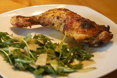 Knusprige Hähnchenkeulen / Hähnchenschenkel aus dem Ofen, ein schmackhaftes Rezept aus der Kategorie Geflügel. Bewertungen: 429. Durchschnitt: Ø 4,3.