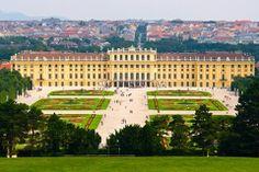 Wenen - Schönbrunn