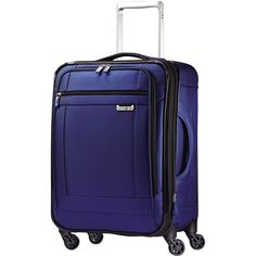 "Samsonite - SoLyte 25"" Spinner - True blue"