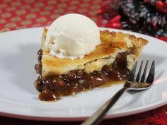 Tarte à la Farlouche de Grand-Maman Bbc Good Food Recipes, Pie Recipes, Dessert Recipes, Yummy Food, Recipies, No Cook Desserts, Easy Desserts, Desserts Fruits, Raisin Pie Recipe