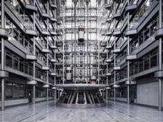 Espectaculares interiores de edificios de Berlín