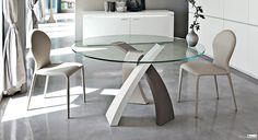 Table - Verre - Magasin de meubles design