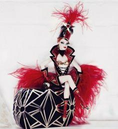 Clutche Bulgari - Barbie para Vogue
