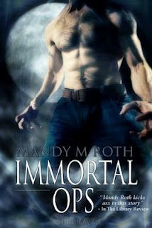 Immortal Ops - Mandy M Roth