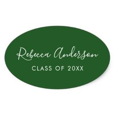 Class of 2018 Grad Graduation Stickers, Graduation Gifts, Diy Stickers, Custom Stickers, Handwriting Classes, Class Of 2018, Easy Peel, Cool Diy, Cool Gifts