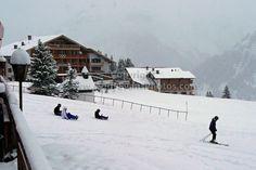 Oberlech am Arlberg Tirol Alps Austria photograph picture print by AE Photo