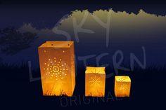 Nos lanternes Maya sous différents formats